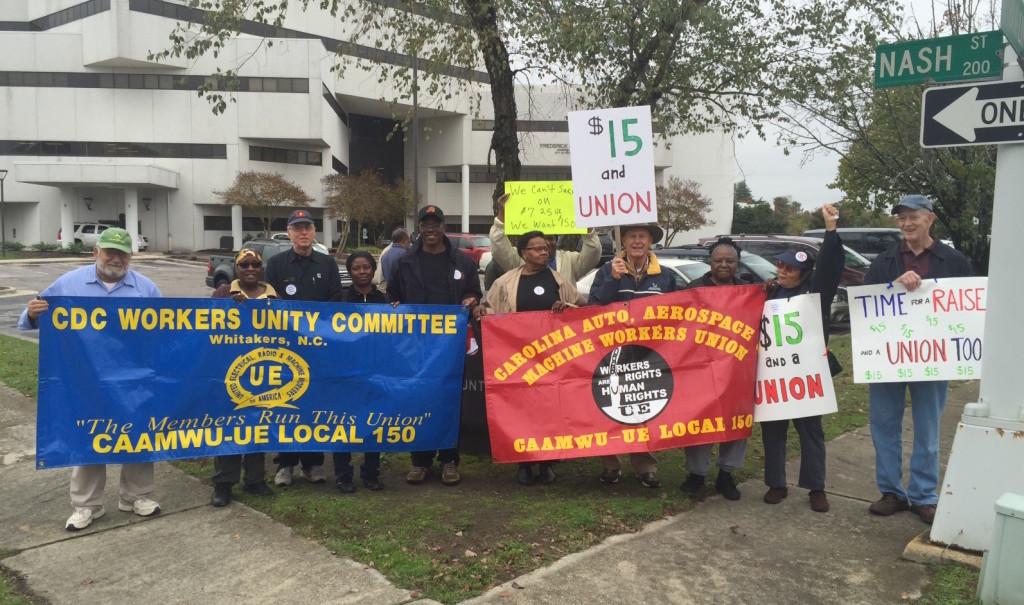 UE150 Protest 3